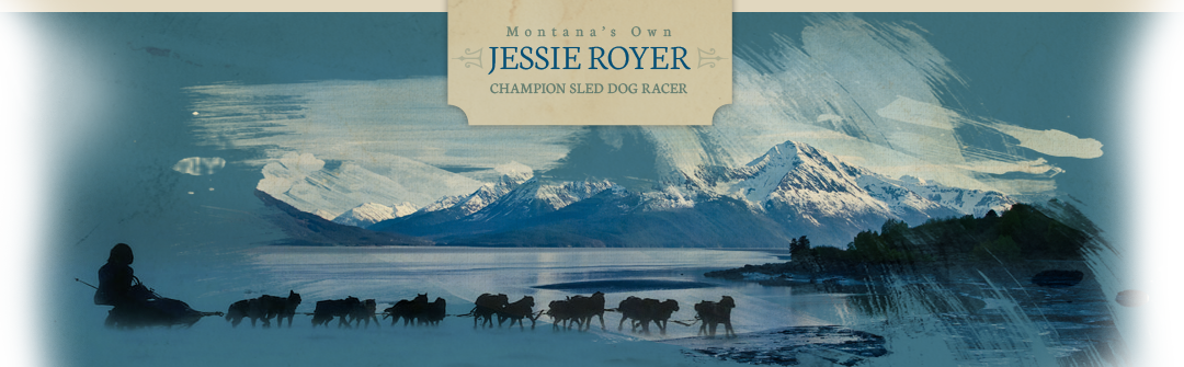 Jessie Royer, Champion Sled Dog Racer